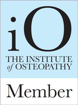 Institute of Osteopathy logo